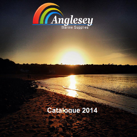 anglesey marine supplies boating sailing goods supplies chandelry catalogue outboard boat seat fuel tank line hose clips sailing yachting