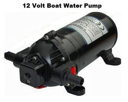 12 Volt Boat Water Pump