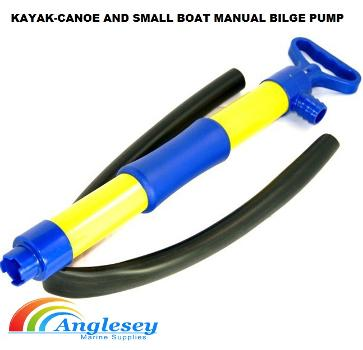 Kayak Manual Bilge Pump-Hand Operated Bilge Pump