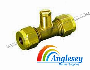 Brass Compression Fitting Test Union