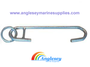 Canal Boat Mooring Piling Hook