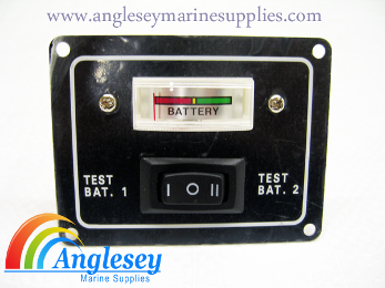 canal-narrowboat-switch panel