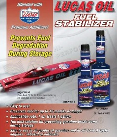 Lucas Fuel Stabilizer
