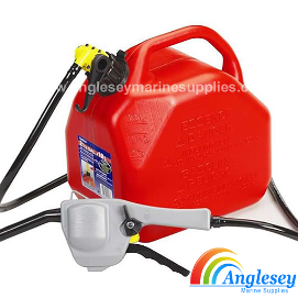 Boat Fuel Carrier With Fuel Filler-Plastic fuel carrier
