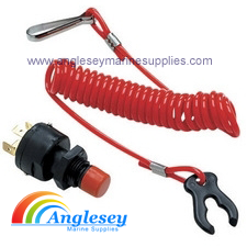 Universal Boat Engine Kill Switch