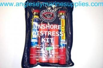 boat marine inshore flare distress kit