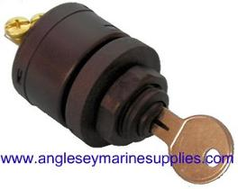 Nylon Boat Ignition Switches