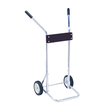 Small Lightweight Outboard Engine Stand Carrier