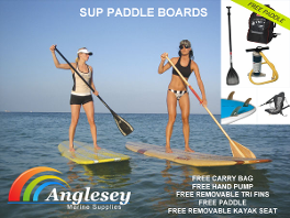 Inflatable SUP Stand Up Paddle Board Full Kit