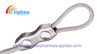 Stainless Steel Wire Rope Grips