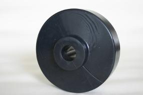 boat trailer single side roller rubber