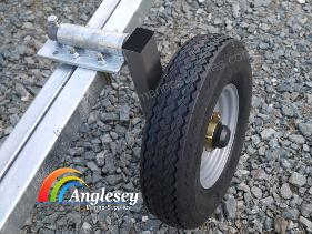 boat trailer sand wheel