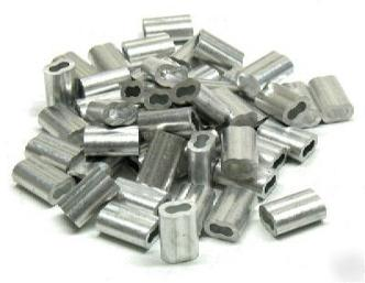 Aluminium Cable Crimping Sleeves