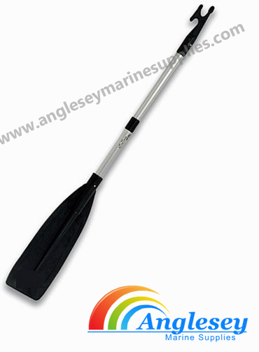 Telescopic Boat Hook With Paddle