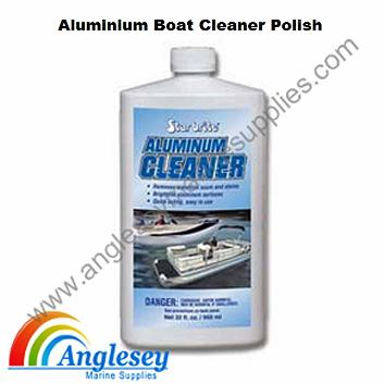Aluminium Boat Cleaner Polish