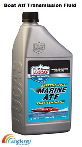 atf boat transmission fluid