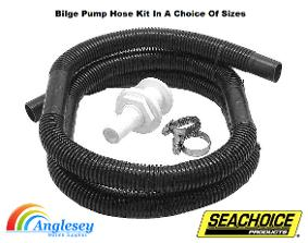 bilge pump hose kit