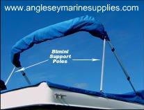 boat awning sun cover protector bimini & Boat Sun Covers-Jet Ski Covers-Boat Covers-Bimini Top