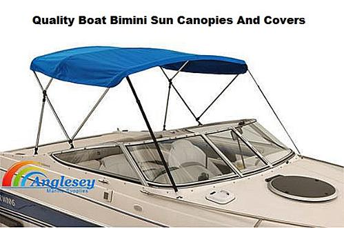 bimini boat sun covers