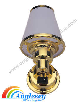 Brass Boat Cabin Wall Light