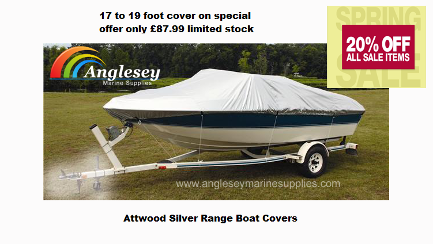boat cover attwood silver tarpaulin
