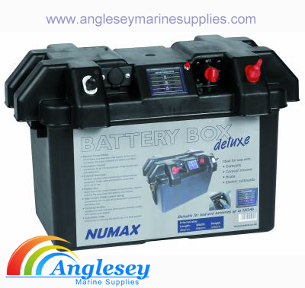 boat marine leisure battery box