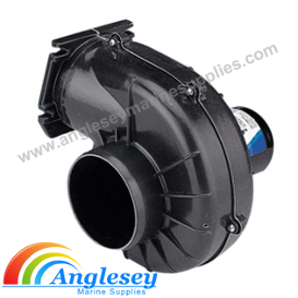 Boat Engine Exhaust Blower
