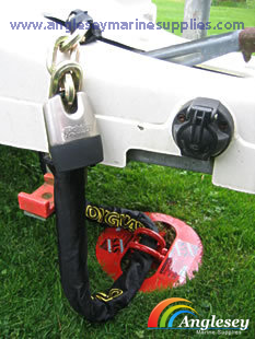 Lloyds Approved Boat Trailer Lock