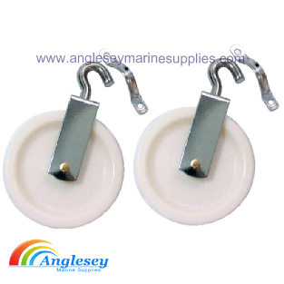 Boat Steering Cable Pulley