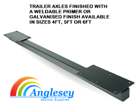 Boat Trailer Axle