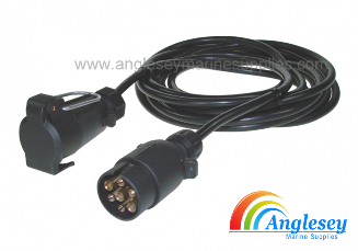 Boat Trailer Lighting Board Extension Cable