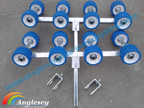 Boat Trailer Rollers Multi Roller Carriage