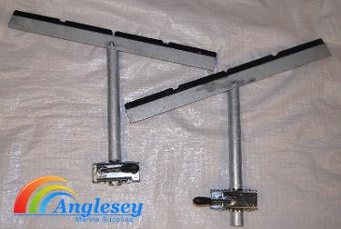 Boat Trailer Rollers-Side Snubbers-Boat Trailer Parts