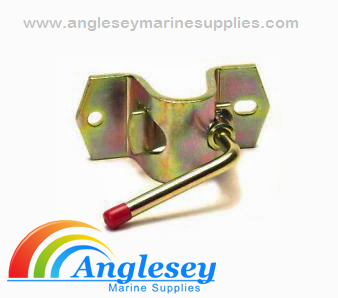 Heavy Duty Boat Trailer Clamp