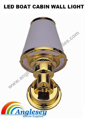 Merveilleux Boat Cabin Wall Light Led
