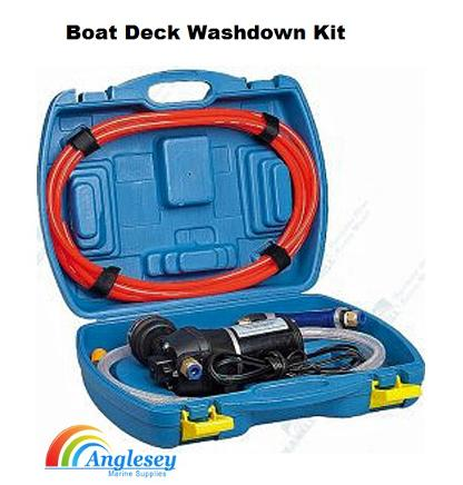 Boat Deck Washdown Kit