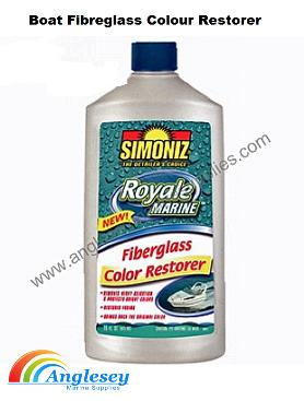 boat fibreglass cleaner restorer