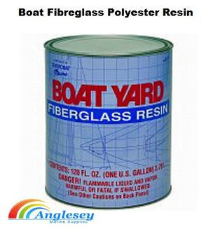 Boat Fibreglass Polyester Resin