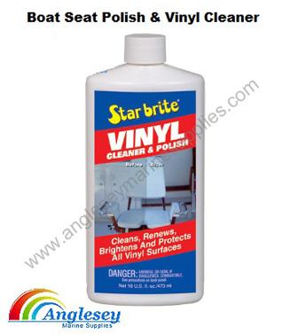 boat seat polish vinyl cleaner
