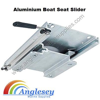 boat seat slider adjustable aluminium