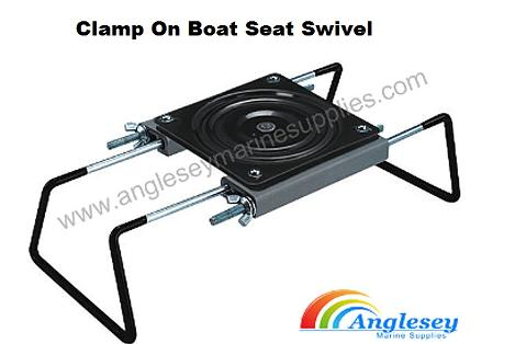 boat seat swivel clamp on