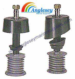 Cable pulley Outboard motor steering  Pulley Steering Parts
