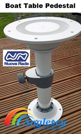 boat table pedestal nuova rade