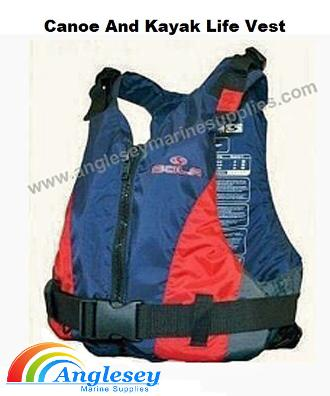 canoe and kayak life vest