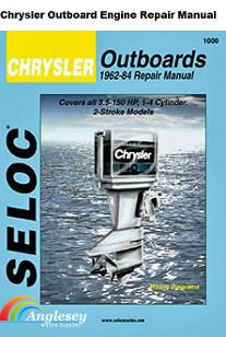chrysler outboard engine workshop manual