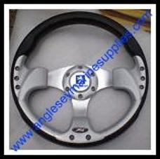 boat marine steering wheel