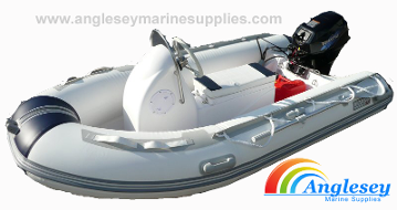 Europa Sport R330 3.3m RIB with Jockey Console inflatable boat tender