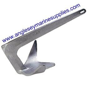 Galvanized Force Boat Anchor