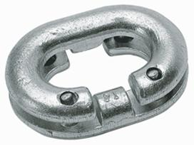 Galvanized Steel Chain Links