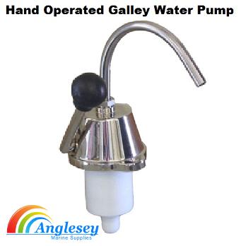 Hand Operated Boat Galley Water Pump